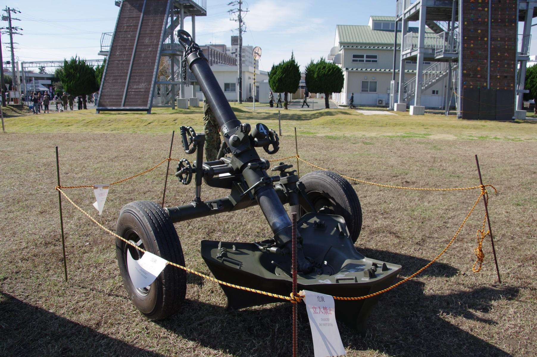 120mm迫撃砲 RT