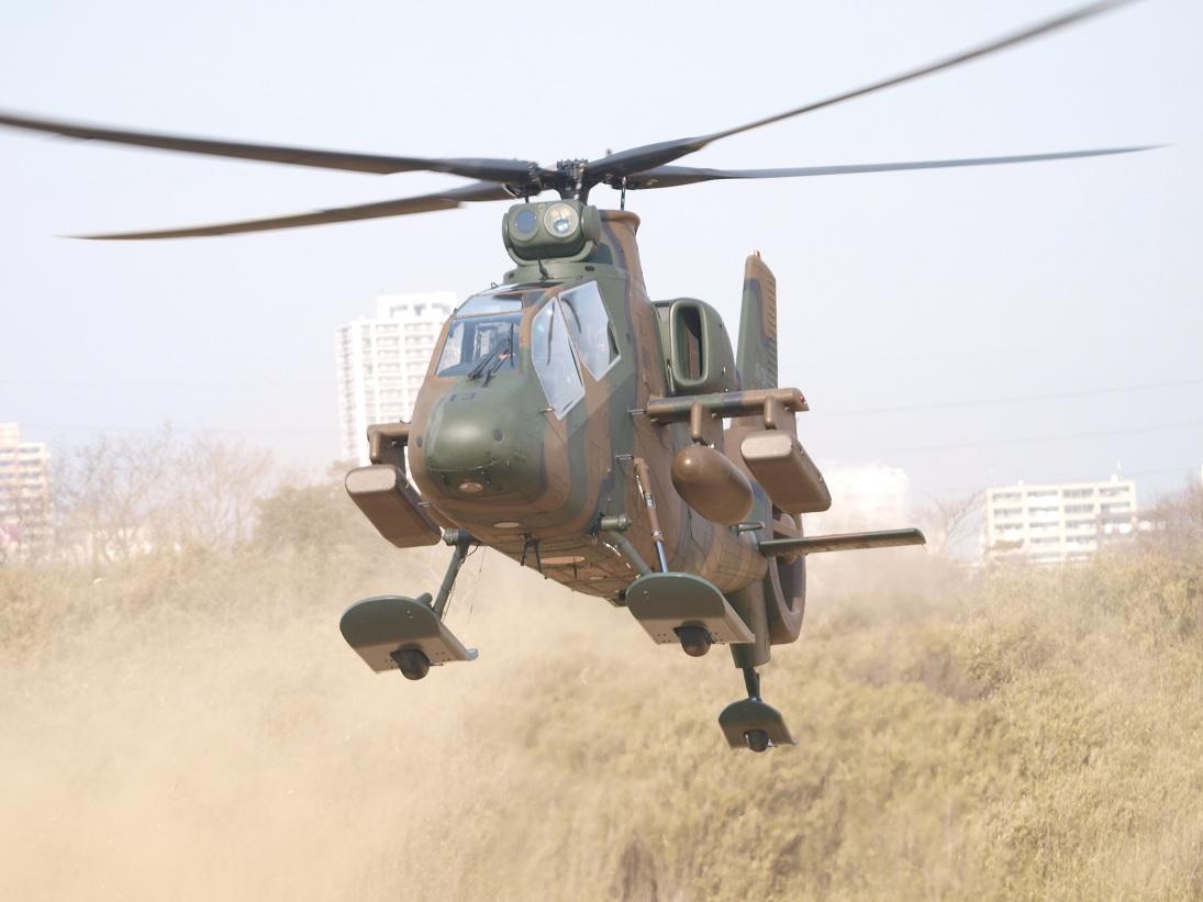 観測ヘリコプター OH-1|オメガ...