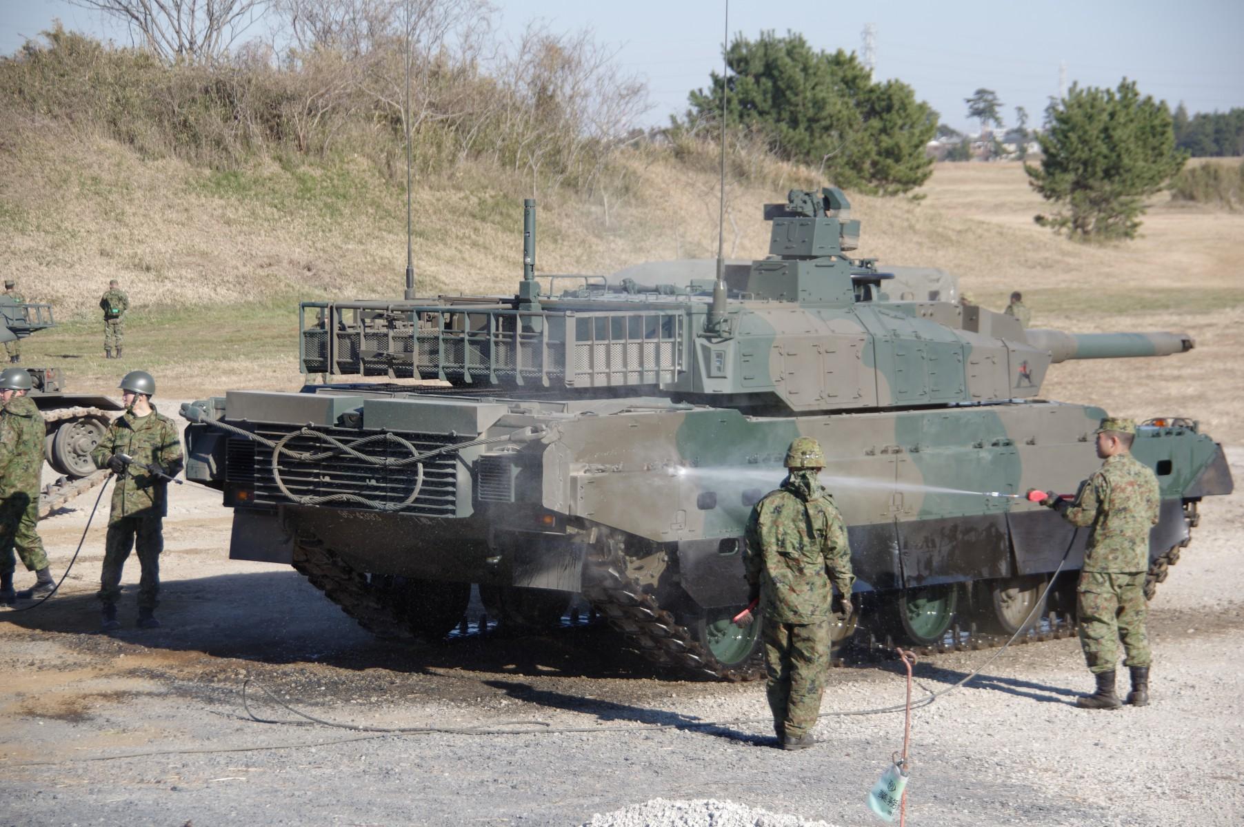 陸上自衛隊装備品