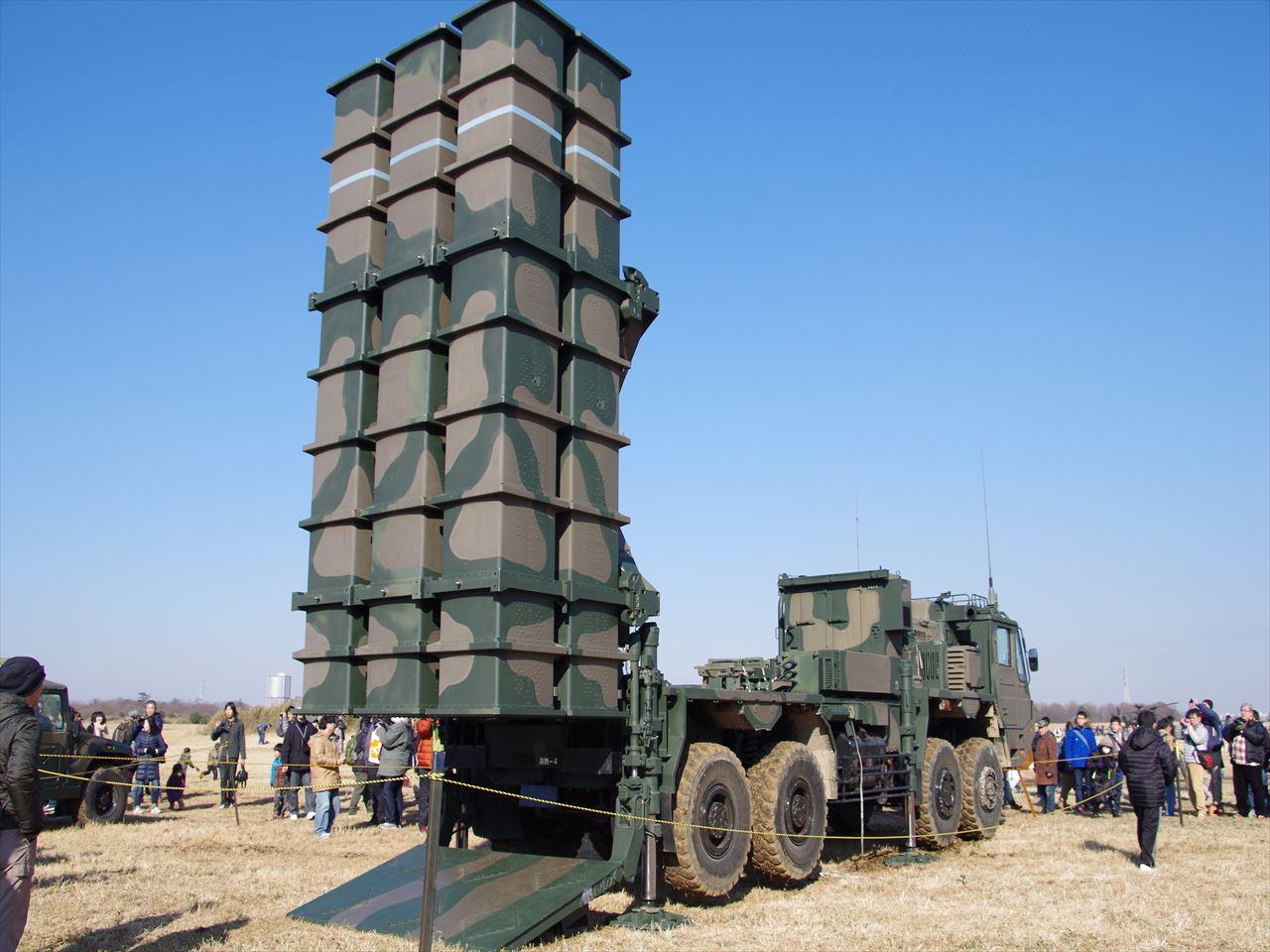 式 誘導 地 03 距離 中 弾 対空