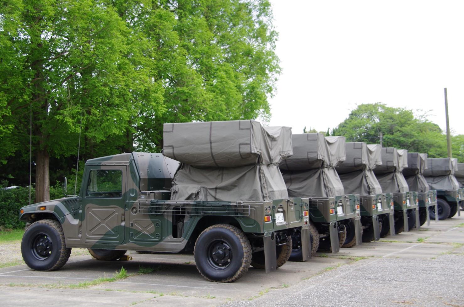 93式近距離地対空誘導弾|SAM-3...