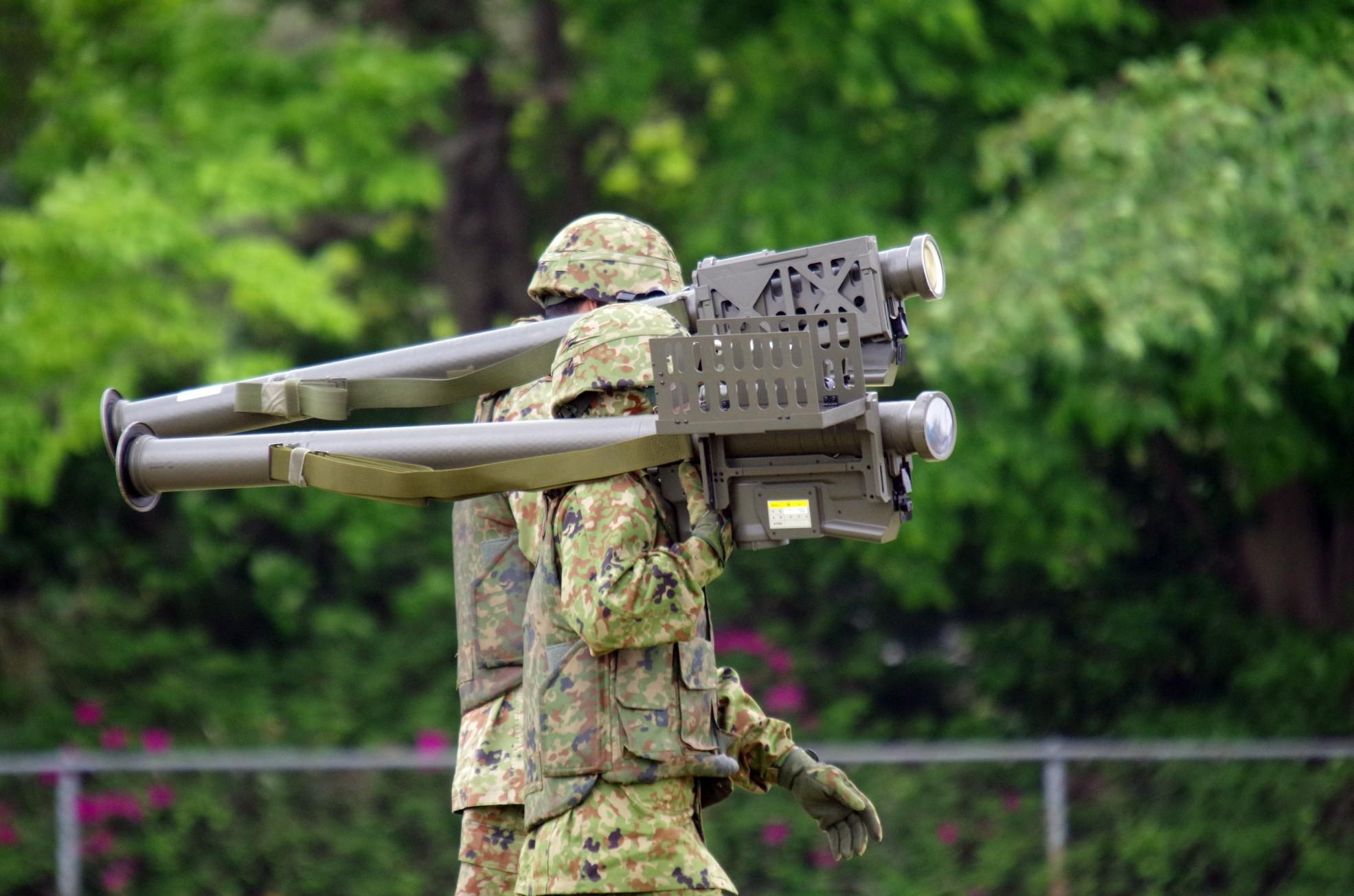 91式携帯地対空誘導弾