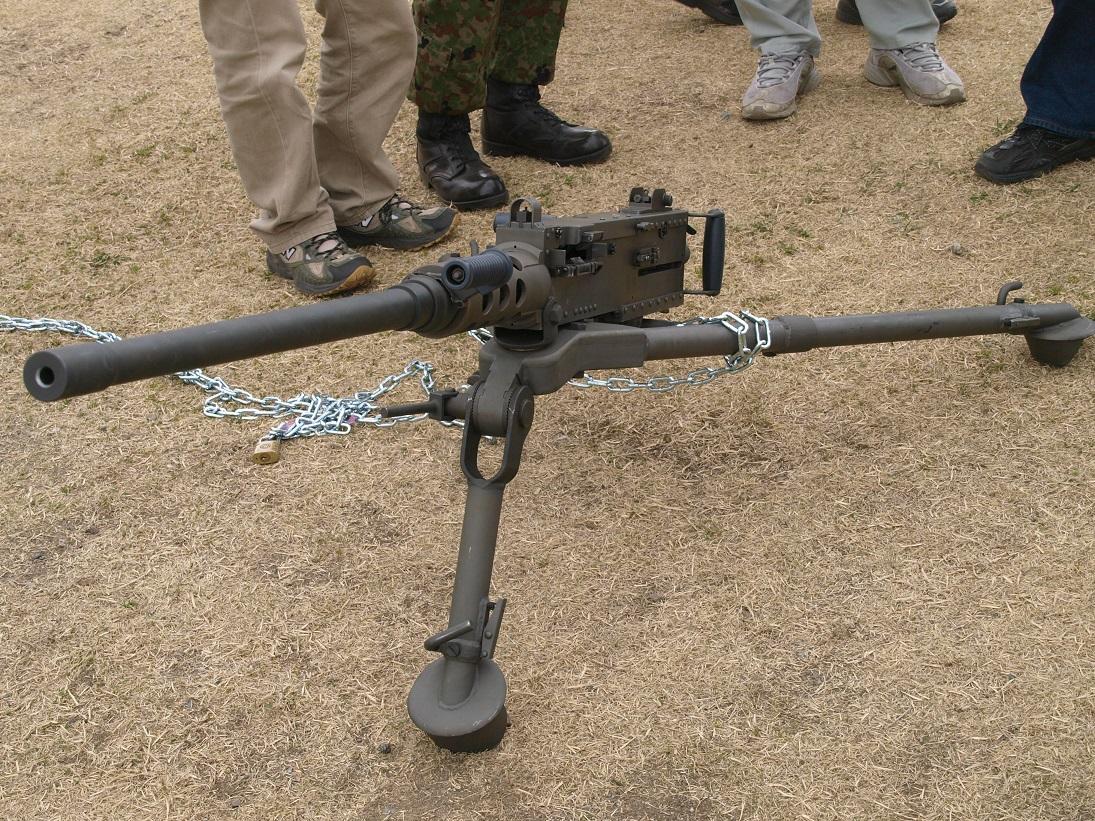 Mm 装 12.7 機銃 単